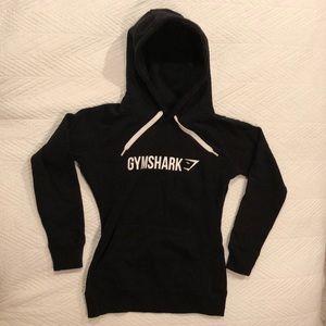 Black Gymshark hoodie